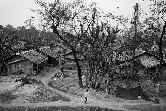 Beldangi Refugee Camp by Bhawani Dahal