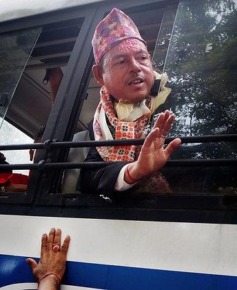 Farewell to Beldangi - by Mani Kumar