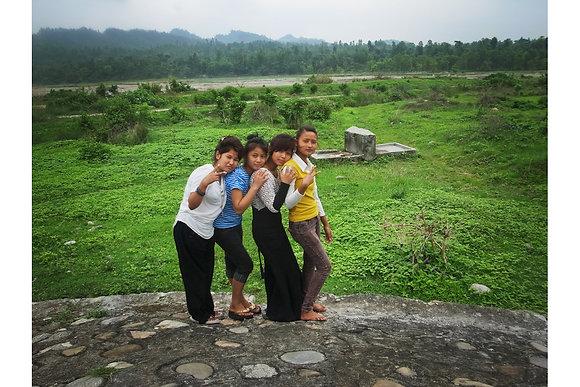 Bhutanese Girlfriends - by Mohan Rai