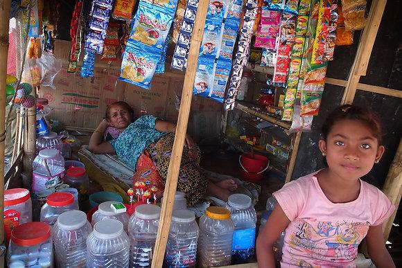 Mama's Shop by Kalpana Rai