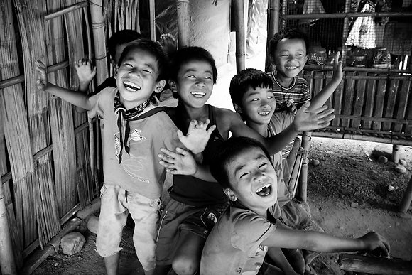 All Smiles by Bhawani Dahal