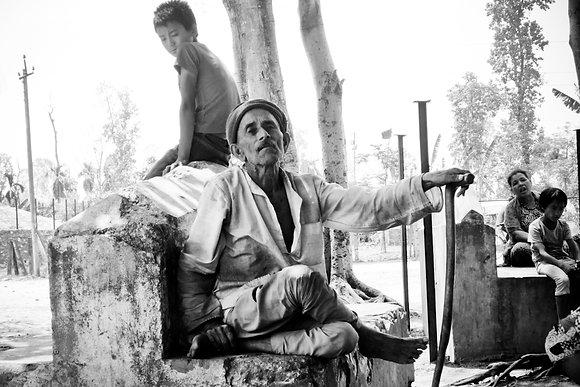 Beldangi Watchman by Durga Basnet