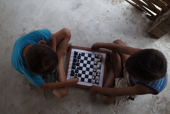 A Game of Chess by Durga Basnet