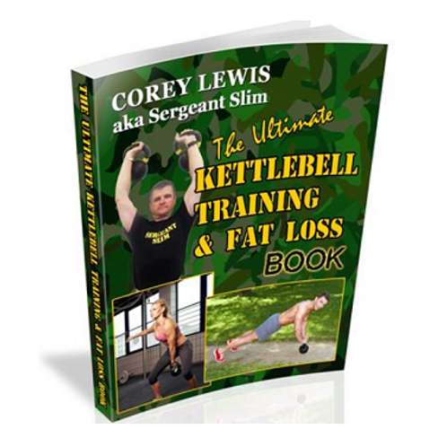 The Ultimate Kettlebell Training & Fat Loss Book