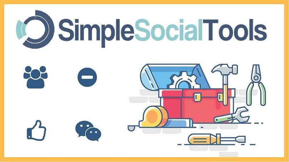 Simple Social Tool Marketing