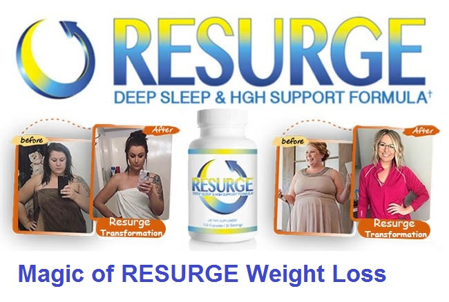 Well Know Resurge Tabs for weight loss fast except cinderella solution