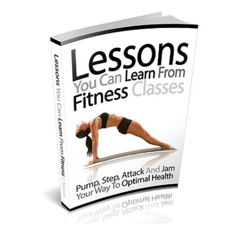 Lessons You Learn from Fitness Classes