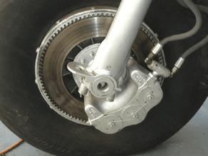 Aircraft Brakes system