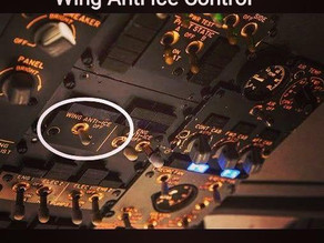 Wing Anti Ice System