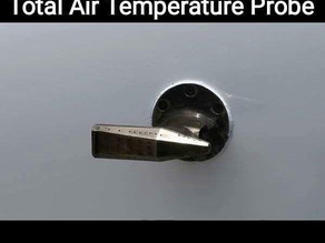 Total Air Temperature (TAT) Probe
