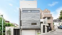 都内一等地に地下1階地上3階建の住宅完成 2019.07.26