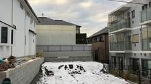 都内一等地に地上3階建てRC住宅の設計が始まりました。