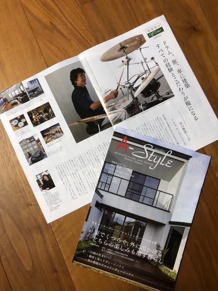 ASJ A-Style 建築家のOff Time 2020.10.26