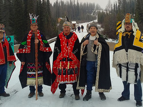 Support for the Wet'suwet'en