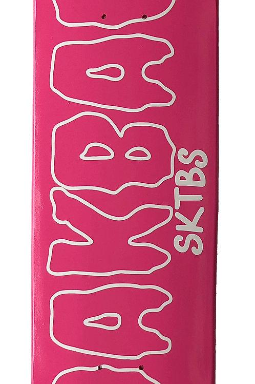 1/1 Limited edition Skateboard