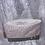 Thumbnail: Petit Pochette Fleurs rose et kaki