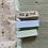 Thumbnail: Doudou étiquette attache sucette Fourrure Rose