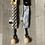 Thumbnail: Attache tétine noir moutarde