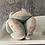 Thumbnail: Balle de préhension Montessori Vert amande Liberty