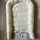 Thumbnail: Babynest nid bébé beige naturel avec Topponcino et sa housse étoiles dorées