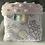 Thumbnail: Panière et lingettes lavables x 10 Poule Rose