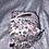 Thumbnail: Trousse et 8 cotons démaquillant lavables Fleurs rose et kaki