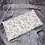Thumbnail: Petite bouillotte sèche graine de lin bio fleurs