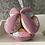 Thumbnail: Balle de préhension Montessori Liberty Rose