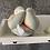 Thumbnail: Balle de préhension Montessori Liberty vert amande