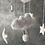 Thumbnail: Mobile Poules Pastel Rose