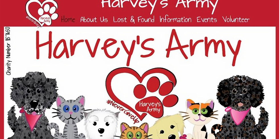 Harvey's Army Pawsome Pooch Party
