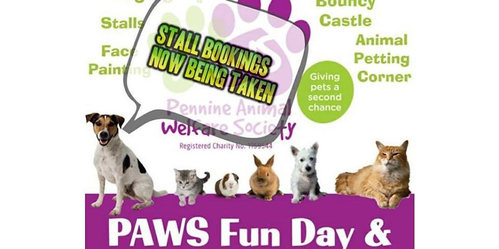 PAWS Family Fun Day & Dog Show