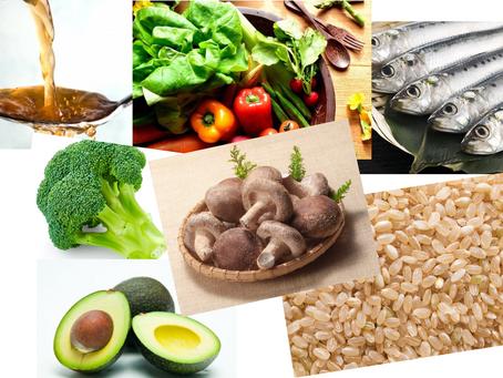 食事集中力&記憶力UPのための食事のアドバイス