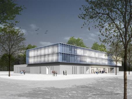 Академия Дёменс ведет строительство нового корпуса