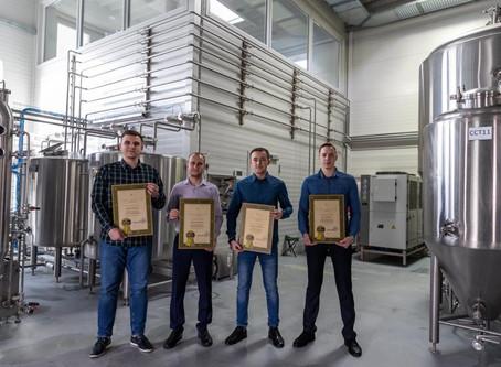 Завершено обучение наших партнеров из компании Бочкари в Германии