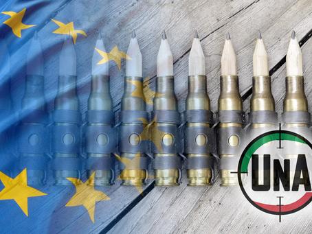 26 MAGGIO 2019 - Gli armigeri al voto per cambiare l'Europa