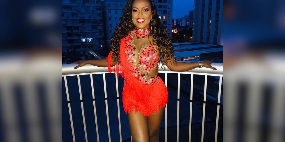Samba No Pé Basics 2 Workshop with Juli Isaza
