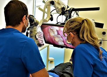 Dental Associates Papamoa Dental Micoscope