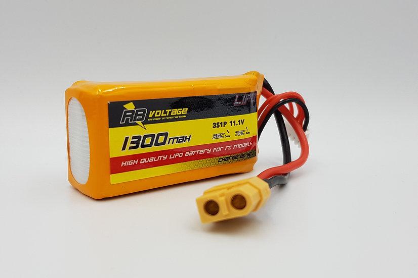 RB Voltage Li Po 1300mAh 3S 35C