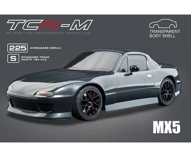 MST voiture TCR-M FF 2WD On Road MX5 KIT MST532194A