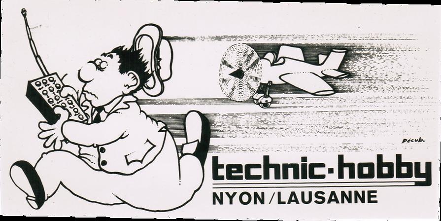 technic-hobby lausanne logo magasin