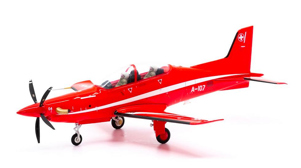 ACE collectors edition Pilatus PC-21 A-107 1:72