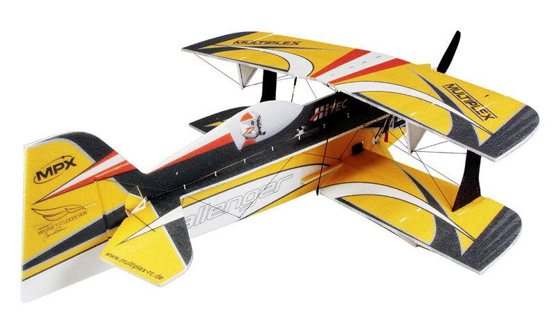 Multiplex Challenger Indoor EPP Kit