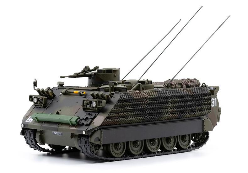 ACE collectors edition M113 Schützenpanzer 89 en Résine 1:43