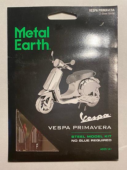 Metal Earth Vespa Primavera