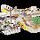 Cobi Supermarine Spitfire - Maintenance Hanger