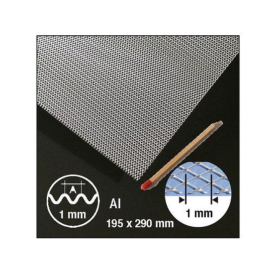 Grillage métallique maille 1 mm