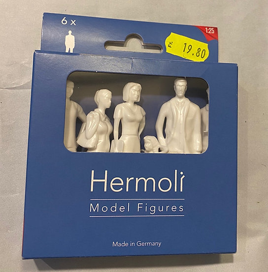 Hermoli Personnages 1:25