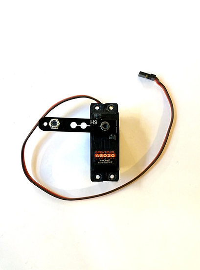 Servo Spektrum A6030 20kg/ 0,15s/ Titane