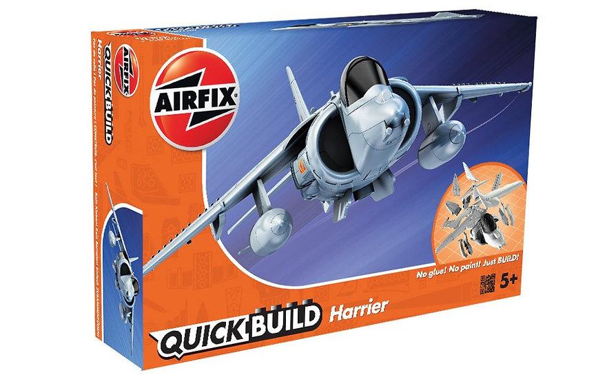 Airfix Harrier QUICK BUILD